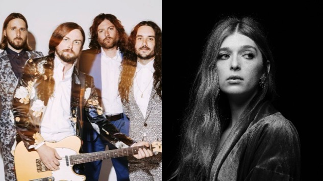Streaming Live from <i>Paste</i> Today: J. Roddy Walston and The Business, Verite