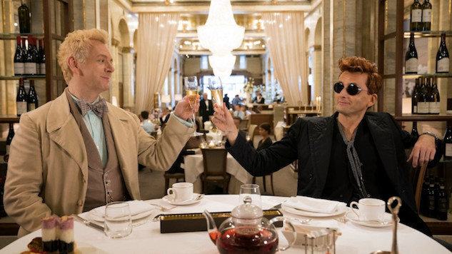 <i>Good Omens</i>&#8217; Hopeful Apocalypse Tale Is Exactly What TV Needs Right Now