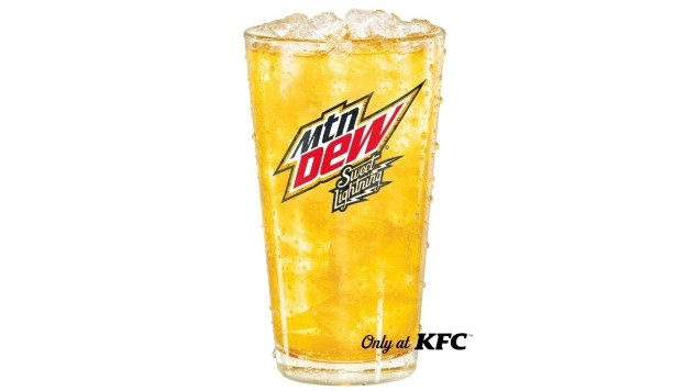 "Mountain Dew's New ""Sweet Lightning"" Looks Not at All like a Glass Full of Urine; Why Would You Even Suggest That?"