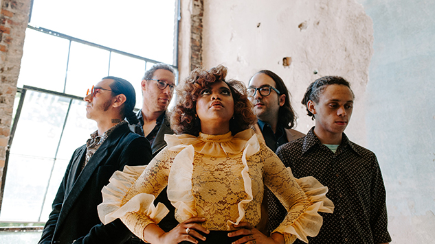 "Seratones Channel Aretha Franklin in New Single ""Power"""