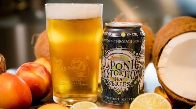 Firestone Walker's Latest IPA Features a Custom-Grown Hop That Is New to Science
