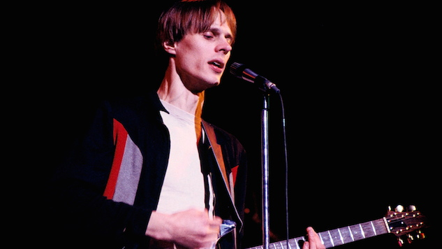 "Hear Tom Verlaine Perform Television's ""Marquee Moon"" on This Day in 1996"