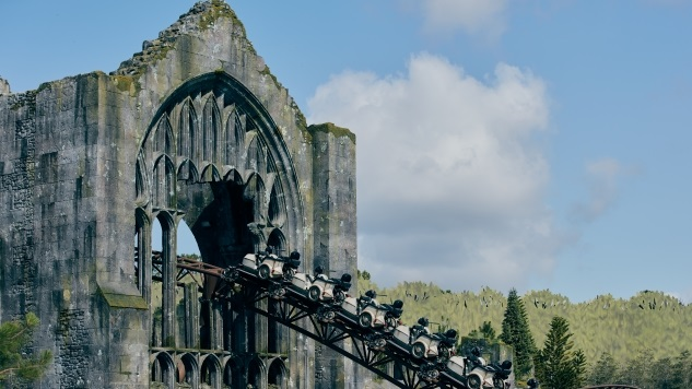 Hagrid's Magical Creatures Motorbike Adventure Brings a World-Class Coaster to The Wizarding World of Harry Potter