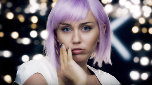 Netflix Releases Full <i>Black Mirror</i> Miley Cyrus Music Video