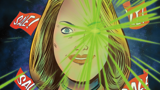 Exclusive: A Sinister Superstore Launches in <i>Everything</i> from Dark Horse Comics & Berger Books