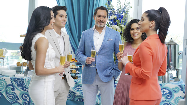 ABC&#8217;s <i>Grand Hotel</i> Is the TV Version of a Juicy Beach Read
