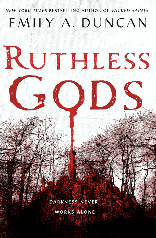 Exclusive Cover Reveal + Excerpt: Emily A. Duncan's Gothic Fantasy ...