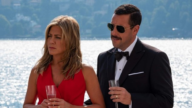 Adam Sandler's <i>Murder Mystery</i> Somehow Just Had Netflix's Biggest Opening Weekend Ever