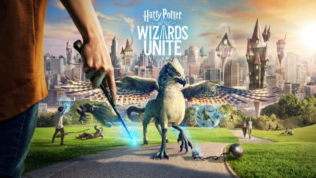 The Harry Potter Mobile Game from the <i>Pokémon Go</i> People Is Now Out