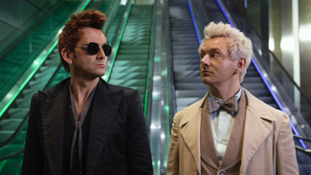 Religious Group Petitions to Remove Amazon Prime&#8217;s <i>Good Omens</i> from ... Netflix