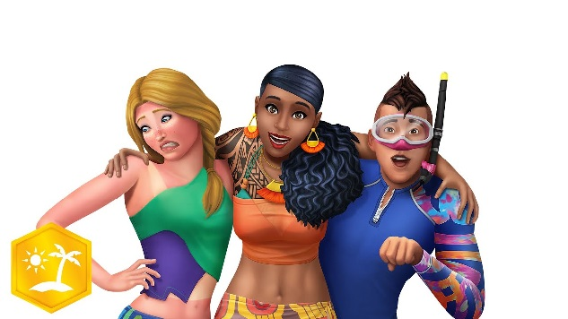 <i>The Sims 4: Island Living</i> Expansion Lets You Ruin Your Sim's Life by Living Off The Grid