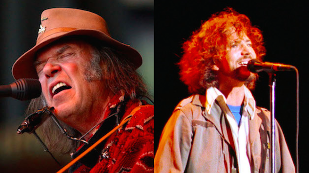 Watch Neil Young and Pearl Jam Perform Live on This Day in 1995
