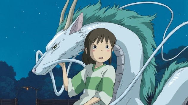 Miyazaki's <i>Spirited Away</i>, First Released 18 Years Ago, Made Twice the Box Office of <I>Toy Story 4</I> in China This Weekend