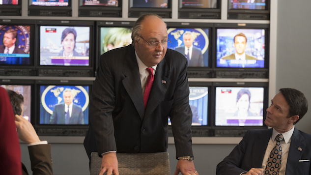 In Showtime's Story of His Life, Roger Ailes Remains <i>The Loudest Voice</i>