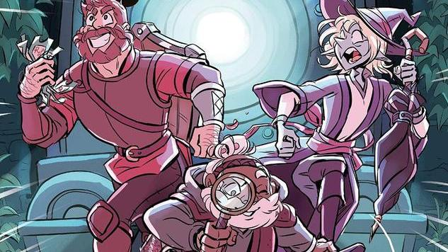 Taako, Magnus & Merle Return in This Exclusive <i>The Adventure Zone: Murder on the Rockport Limited!</i> Excerpt
