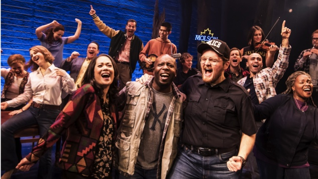 <i>Come from Away</i> National Tour Review