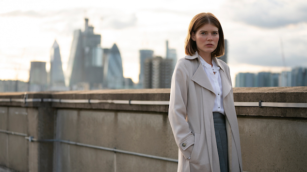 <i>The Rook</i>: Emma Greenwell on Playing an Amnesiac with Powers in Starz&#8217;s Spy Thriller