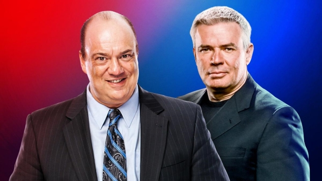 "The Dream of the '90s Is Alive in WWE: Paul Heyman and Eric Bischoff Are Named ""Executive Directors"""