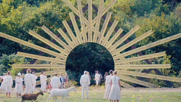 making of midsommar