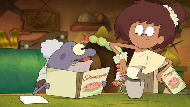 Brenda Song on Coming Back to Disney, Going Animated, and Seeing Her Thai Heritage Reflected in <i>Amphibia</i>