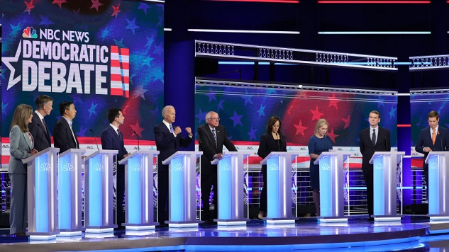 The Funniest Tweets about the Second Democratic Debate—Including Too Many Marianne Williamson Jokes