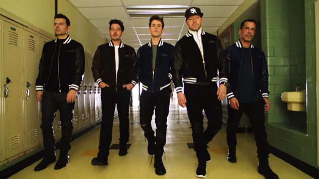 Celebrate 30 Years of <i>Hangin' Tough</i> With This New Kids On The Block Concert from 1990