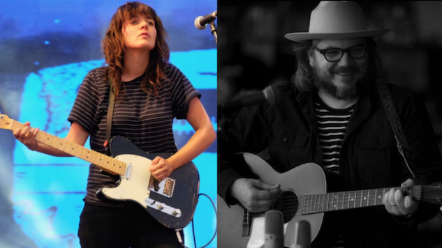 "Watch Courtney Barnett & Wilco Perform ""Handshake Drugs"" Live at Solid Sound"