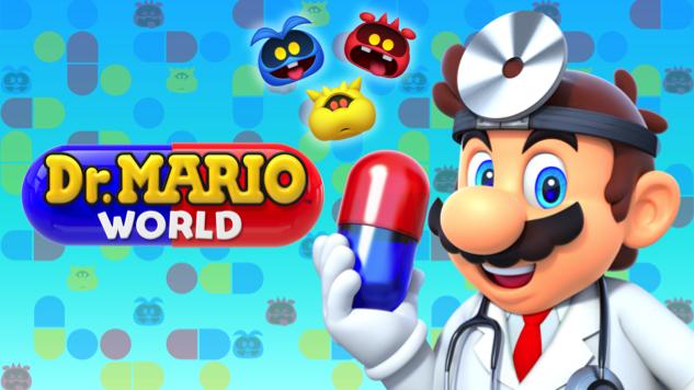 New <i>Dr. Mario World</i> Trailer Unveils Multiplayer Mode