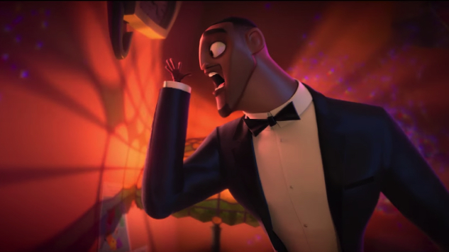 Will Smith Birds Himself in New <i>Spies in Disguise</i> Trailer