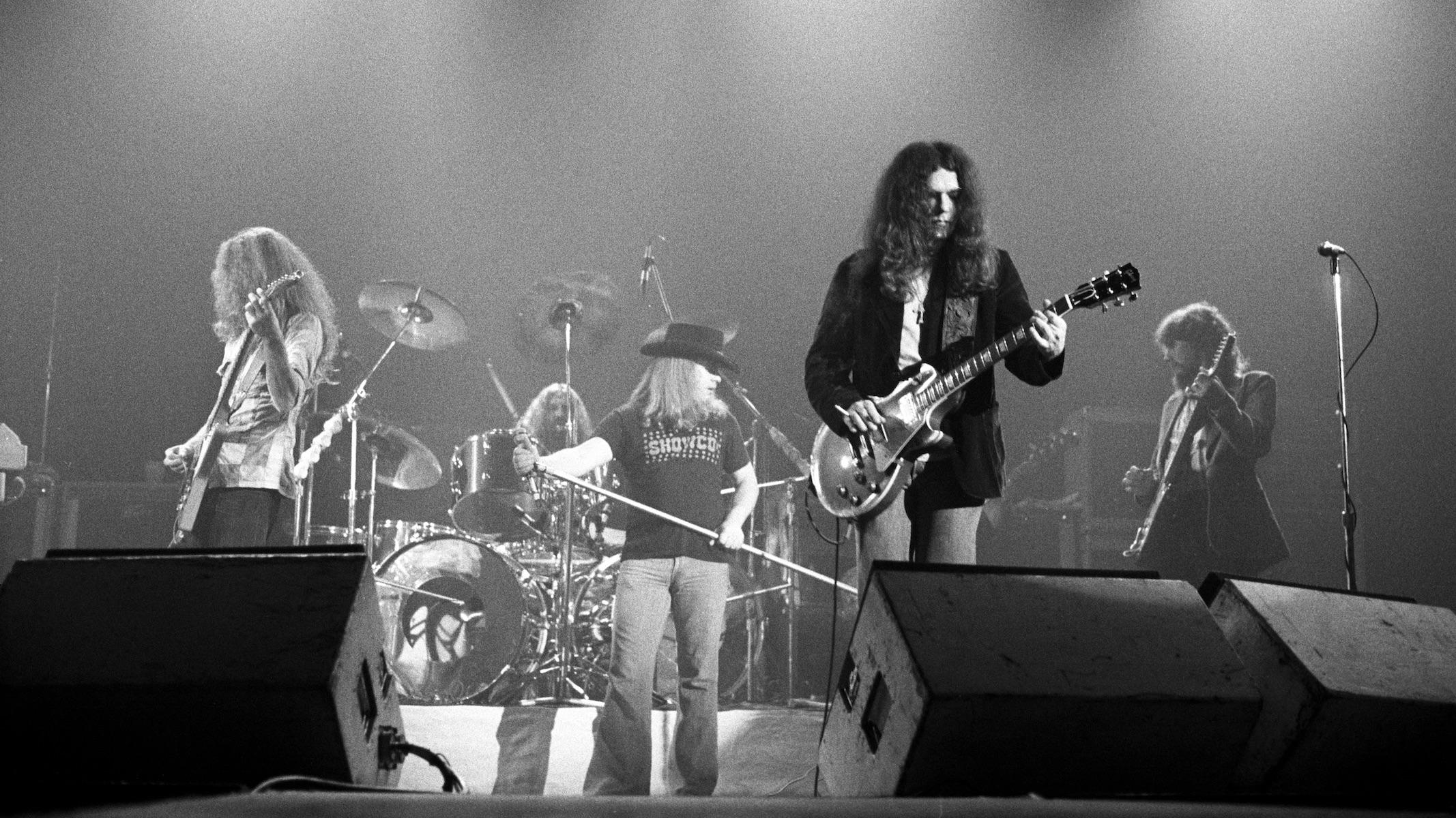 Watch A Historic Lynyrd Skynyrd Concert from Summer 1977