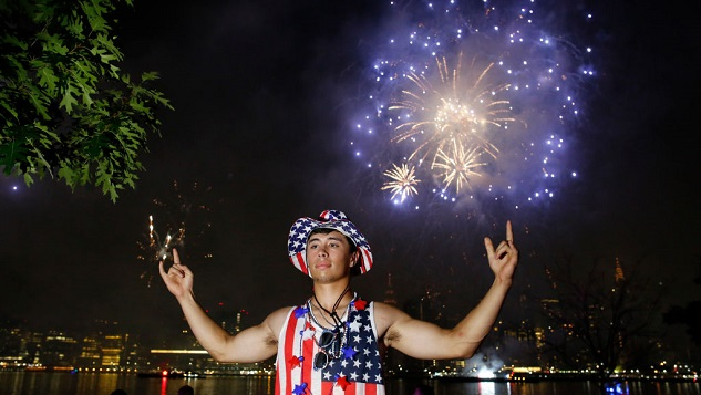 Where to See Fireworks in America's Biggest Cities this Fourth of July