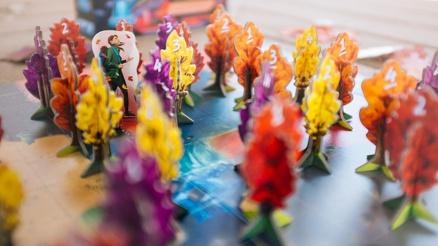 <i>Bosk</i> Is a Beautiful Board Game, But a Slog to Play