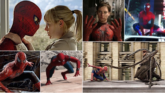 8b3de27e1 Ranking Spider-Man Movies from Worst to Best :: Movies :: Spider-Man ...