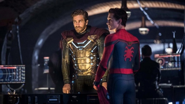 <i>Spider-Man: Far from Home</i>