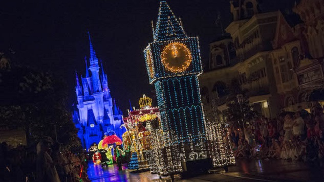 The Main Street Electrical Parade Returns to Disneyland For a Limited Engagement This August