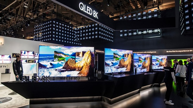 A Guide to 8K UHD TVs