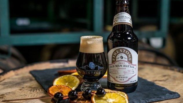 Firestone Walker's Latest Barrel-Aged Beer Is Experimenting with Beer Aged in Cocktail Bitter Barrels