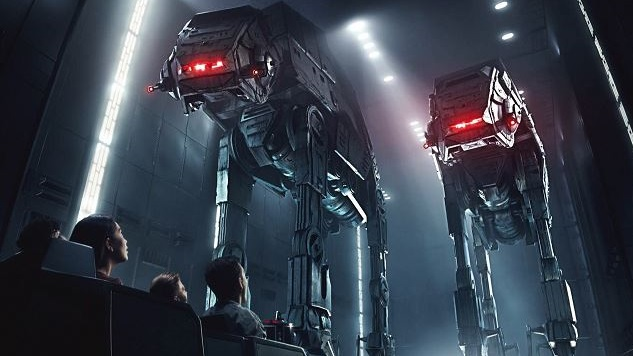 Disney's Epic Star Wars: Rise of the Resistance Ride Finally has Opening Dates