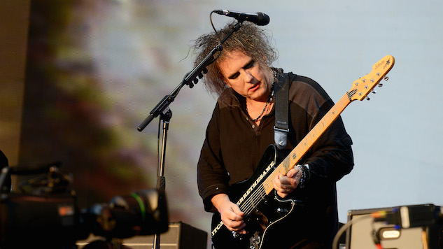 The Cure's New Concert Film Proves They're Still in Their Prime