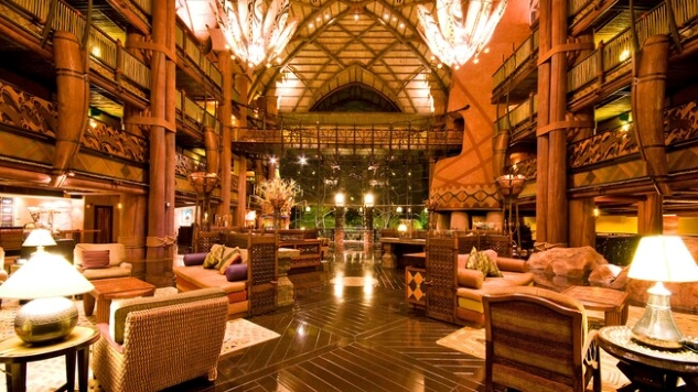 Great Food and Real Animals Make Disney's Animal Kingdom Lodge One of the Best Hotels at Disney World