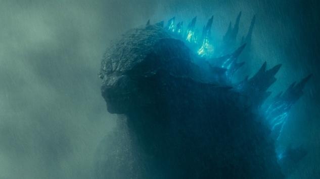 Godzilla Is Better When He's an Unholy Terror