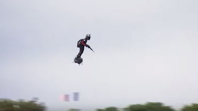 Welp, France Has Invented the Green Goblin's Glider