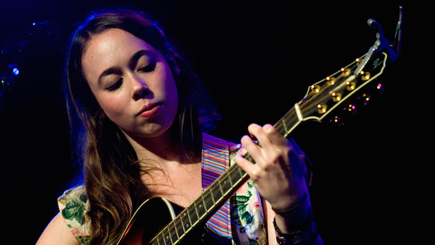 "Hear Sarah Jarosz Play ""House of Mercy"" & More on This Day in 2016"