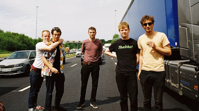 Squid Announce Town Centre EP, Share New Cut