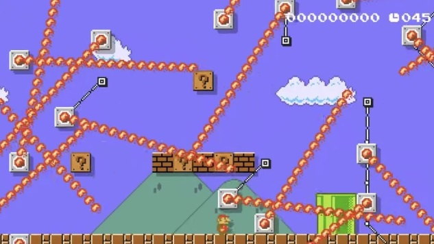 Super Mario Bros  Level 1-1 Is Just Plain Evil Now, Sorry