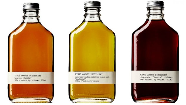 Tasting Six Whiskeys From NYC's Kings County Distillery