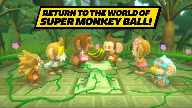<i>Super Monkey Ball: Banana Blitz</i> Is Getting an HD Remake