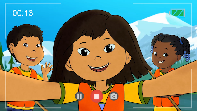 How PBS's <i>Molly of Denali</i> Strives to Keep Native Culture Alive and Vibrant