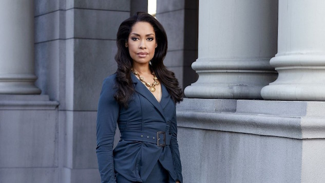 <i>Pearson</i>: Come for Gina Torres, Then Decide Whether to Stay