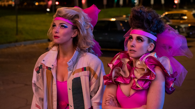 <i>GLOW</i> Season Three Takes a Stand but Runs Out of Time